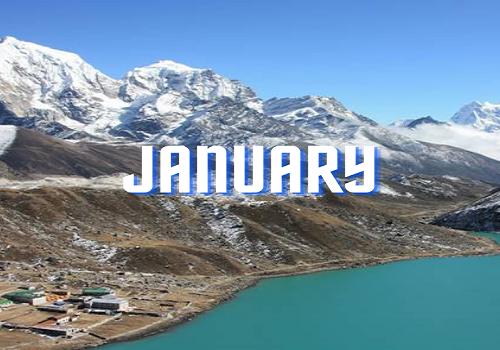 January Treks
