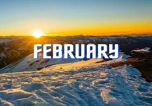 February Treks