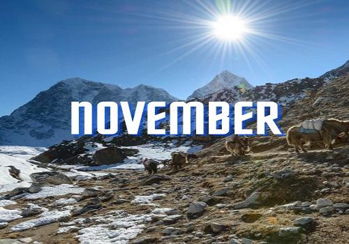 November Treks