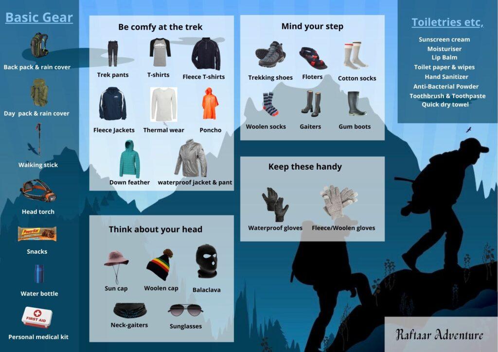 Trek Essentials