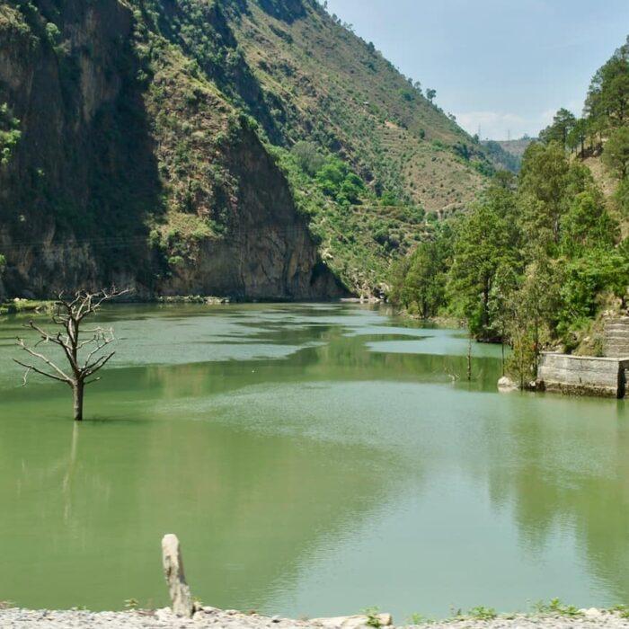 sainj valley trek