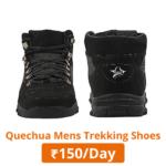 Antiskid high ankel trekking shoes
