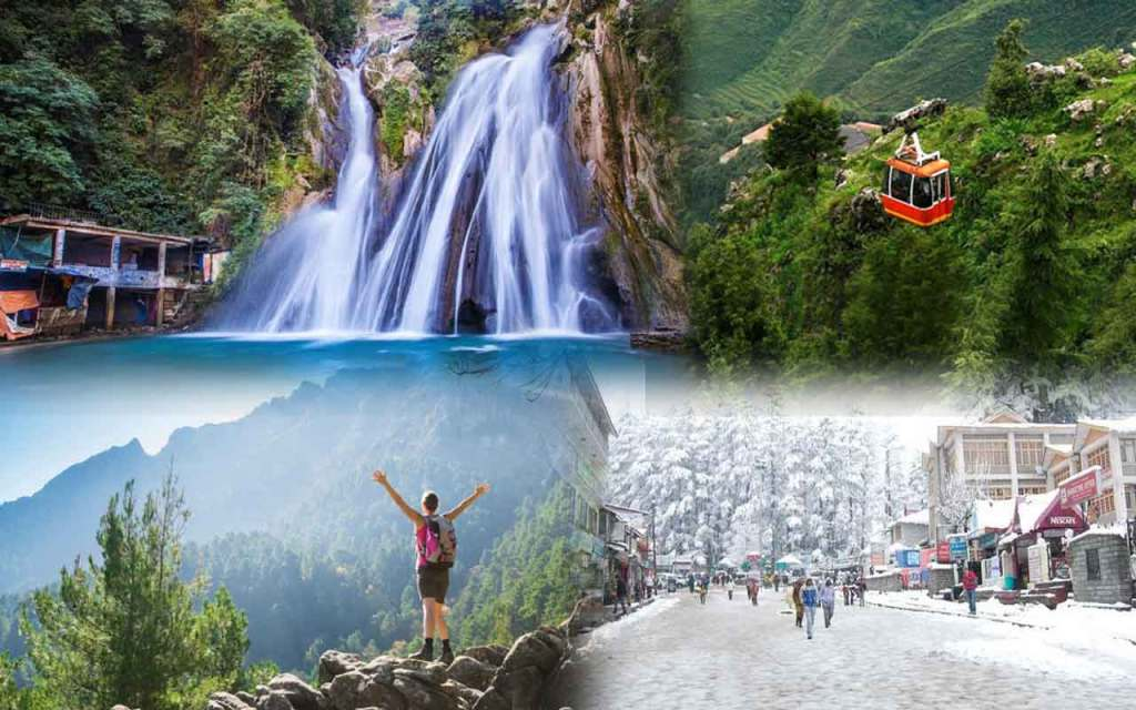 Most Beautiful Tourist Places In Uttarakhand