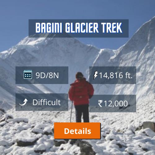 Bagini Glacier