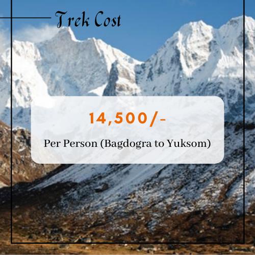 Kanchenjunga Base Camp trek Cost