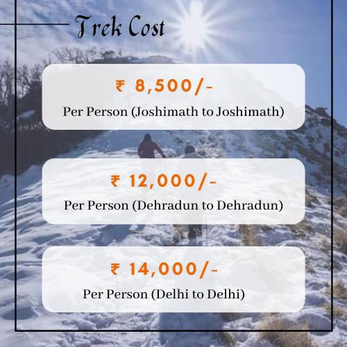 Kuari Pass Trek Cost