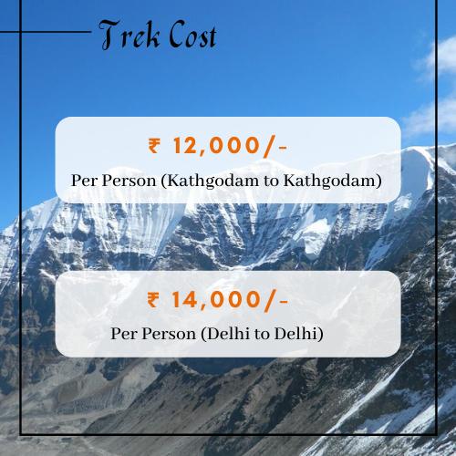 Pindari Glacier Trek Cost