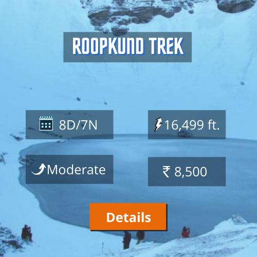 Roopkund Trek