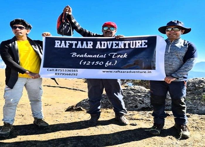 brahmatal trek blog